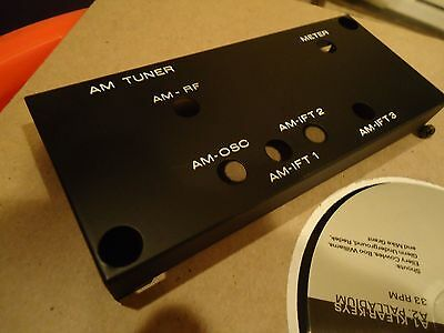 Marantz 4270 Receiver Parting Out AM Tuner Board Metal Cover