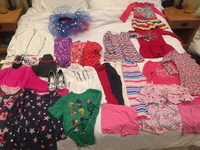 Girl Clothing Lot Size 7/8 and up! Over 25 pieces!