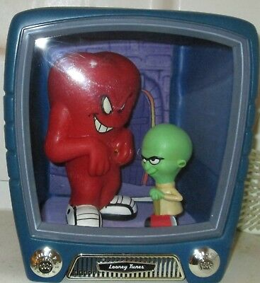 2008 FUNKOVISION Evil Scientist & Gossamer Looney Toons Limited Edition 1500