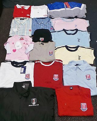 Joblot Football Sports Clothing Men's / Womens / Kids x 504 pcs - MASSIVE PROFIT