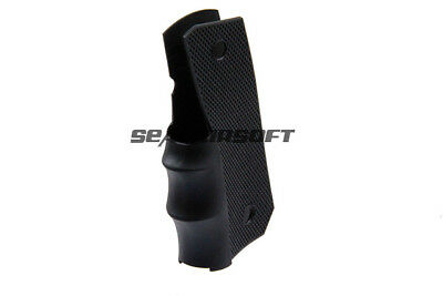 ARMY Rubber Airsoft Toy Black Pistol Grip Cover For R28 (1911) GBB ARMY-082