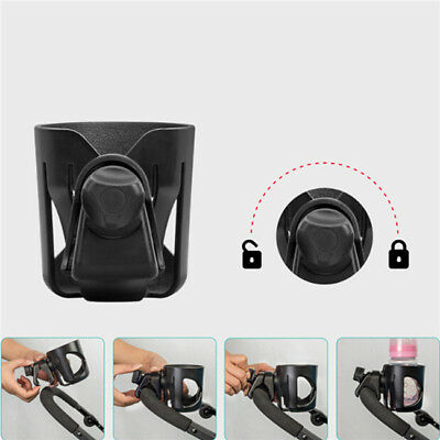 Baby Stroller Accessories Cup Holder Cart Bottle rack for Milk Water Pushchair L