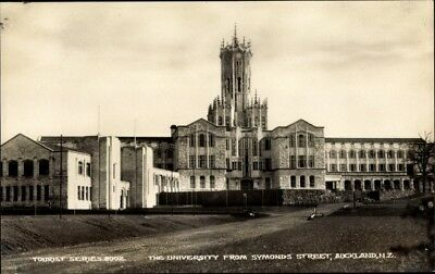 Ak Auckland Neuseeland, The University from Symonds Street - 1933894