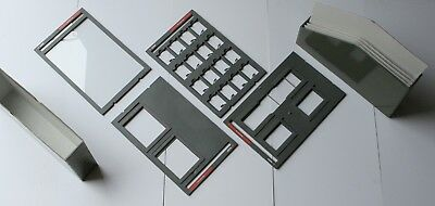 Boxed Set of Film & Slide Trays for Agfa Duoscan T2500