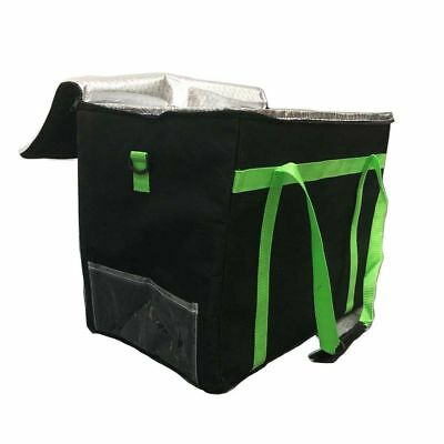 """NEW Insulated Thermal Pizza Food Pizza Delivery Bag, 18"""" x 13"""" x 12"""" FASHION"""
