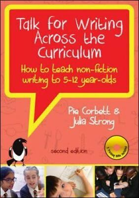 Talk for Writing across the Curriculum with DVDs: How to teach non-fiction...