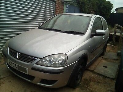 Vauxhall corsa 1.2 sxi Z12XE repairs or breaking for spares