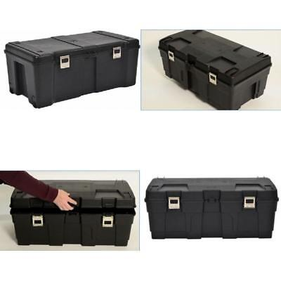 3448aa6f6ea Footlockers Storage Trunk Locking Rolling Trunks Chests Large Travel Dorm  Wheels
