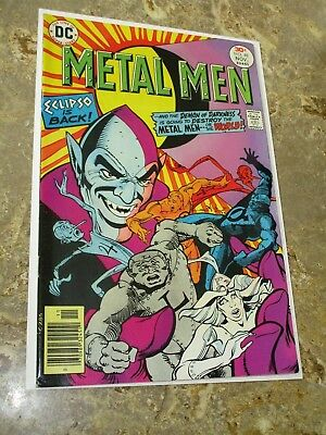 Metal Men #48 Early Bronze Age Eclipso Apperance  $.99 Auction
