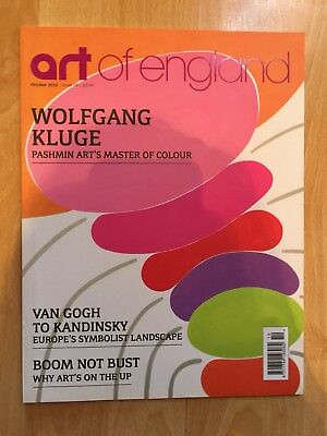 Art Of England Magazine October 2012 Issue 95 Bob Dylan Alan Cotton
