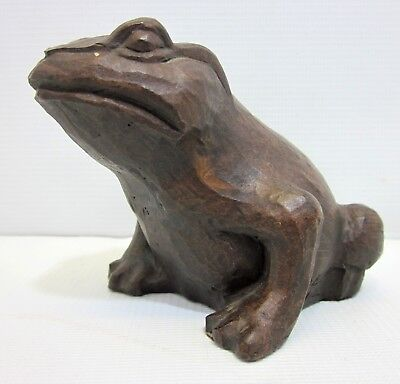 Red Mill Mfg. Handcrafted Frog