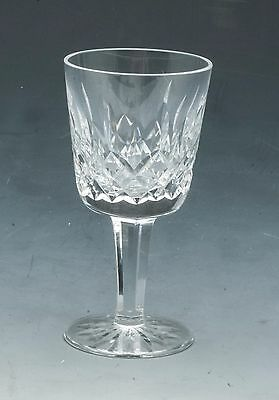 Lismore by Waterford set of 2 Crystal Port Wine Glasses