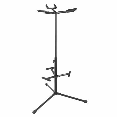 "On-Stage Stands GS7355 Hang-It Triple Guitar Stand Adjustable H 36-42"" Tripod"