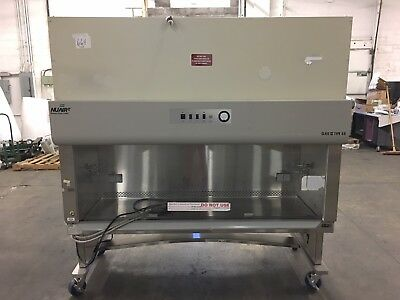 Nuaire NU-425-600 Lab Biological Safety Cabinet Class II Type A/B3