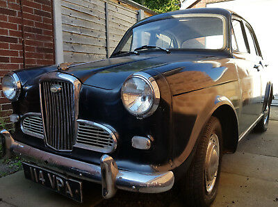 1961 Wolseley 1500 MK II FOR SALE (BLACK)