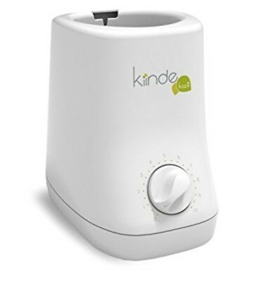 Kiinde breast milk and formula bottle warmer