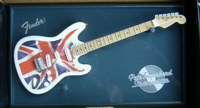 Atlas Editions Guitars Of The Stars - The Who Pete Townshend Fender Stratocaster