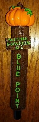Blue Point Brewing Co Mother Pumpkin Ale Tap Handle Halloween October