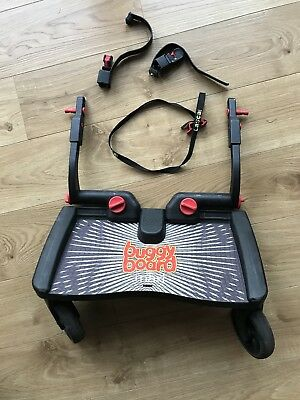 Lascal Buggy Board Maxi Used with Connectors and Strap