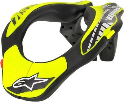 Alpinestars Neck Support Youth Yellow
