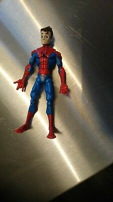 marvel Figur Spiderman unmasket
