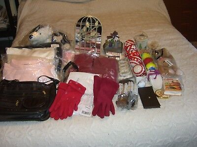 Job Lot Of Various Items Suitable For A Car Boot Or Table Sale