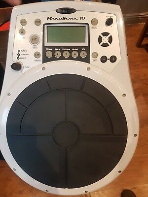 Roland Handsonic 10, With Stand & Foot Pedal