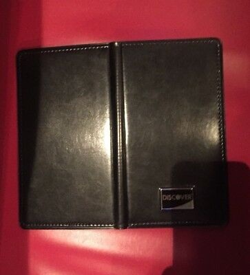 1 NEW Restaurant Waitstaff Waiter Waitress Double Panel Checkbook Presenter New