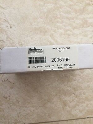 Manitowoc Ice Machine Parts, Control Board, S Series, Part # 2006199