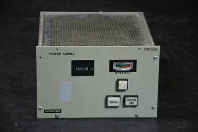 Pfeiffer TCP300 Power Supply