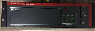 Dolby Digital Sound processor DA20  for 35mm Projector