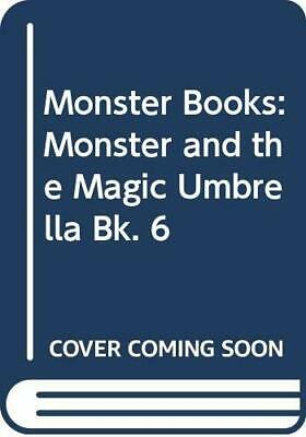 Monster Books: Monster and the Magic Umbrella Bk. 6 by Cook, Ann Paperback Book