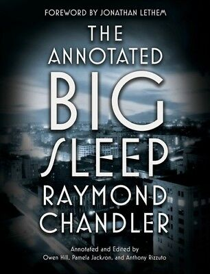 The Annotated Big Sleep [New Book] Paperback