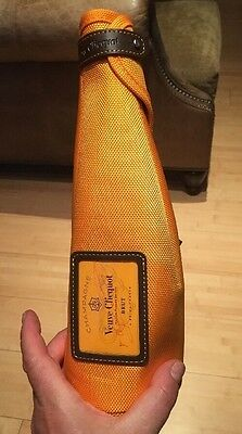 Veuve Clicquot Ponsardin Brut Champagne Carrier Insulated Orange Cooler Bag