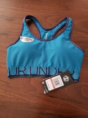 New With Tags (NWT) Under Armour Womens Compression Sports Bra, Size XS