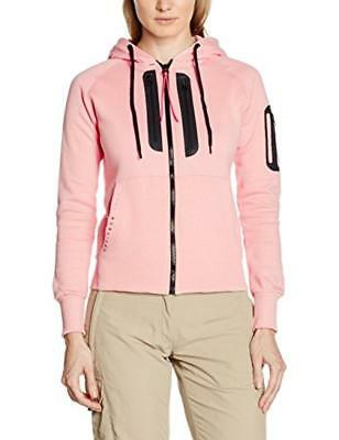 (TG. XL (FR 4)) Geographical Norway Fabricot Lady, Felpa Donna, Rosa (L.Pink), X