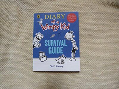 Diary of a Wimpy Kid: Survival Guide by Kinney, Jeff Book The Cheap Fast Free