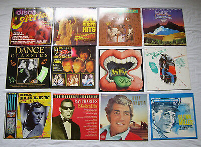 Silver Convention Penny Mclean Chic Bill Haley Dean Martin Glenn Miller Abba Ost
