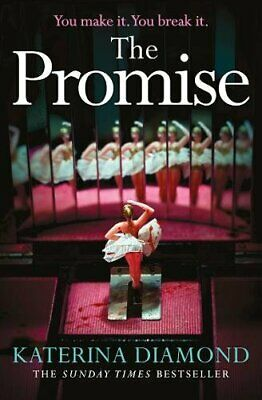 The Promise by Diamond, Katerina Book The Cheap Fast Free Post