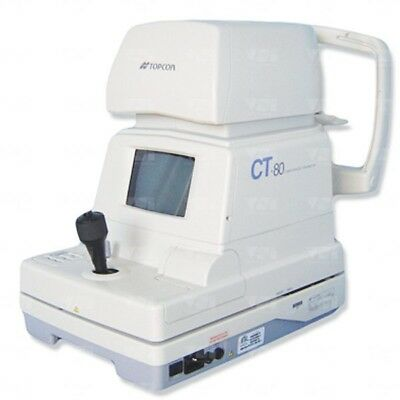 Topcon CT80 Non Contact Tonometer NCT in Excellent condition