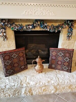 Antique Persian/Tribal household/saddle bag wall decor/hanging/cushion covers