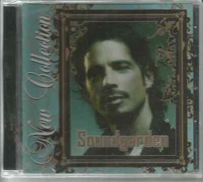 CD - Soundgarden  - NEW COLLECTION -THE BEST- brand new  & sealed