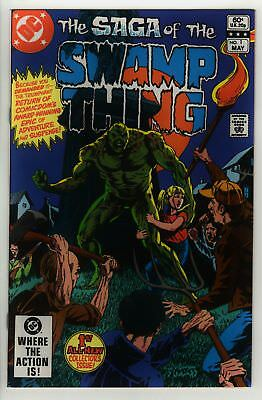 Saga of the Swamp Thing  - No 1 - 1982 - KEY ISSUE!!