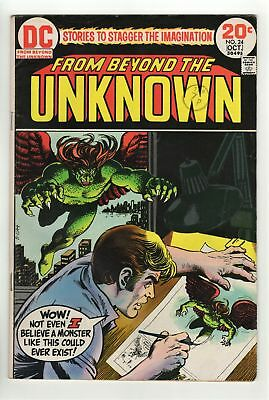 From Beyond the Unknown - No 24 - 1973
