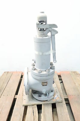 Consolidated 1910-00HC-1-CC-TD-34-RF-SS-HP Relief Valve 300psi 4in