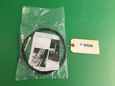 Cable Assm LNG with Instr for Quickie & Zippie IRIS Wheelchairs 101318-003 #B598