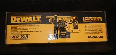 "Dewalt Dch273B 1"" Sds Rotary Hammer Tool Only 20V Max Brand New"