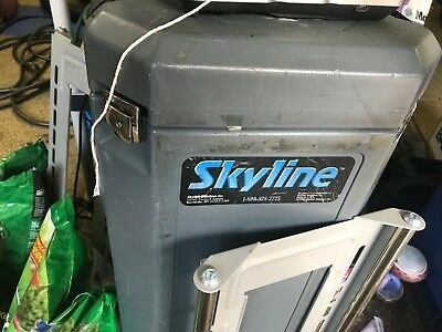TWO Used Skyline Mirage Portable Display