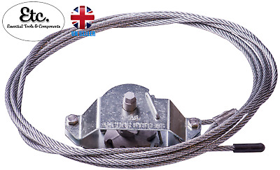 Wire Rope Strainer Ratchet Tensioner Small 4mm