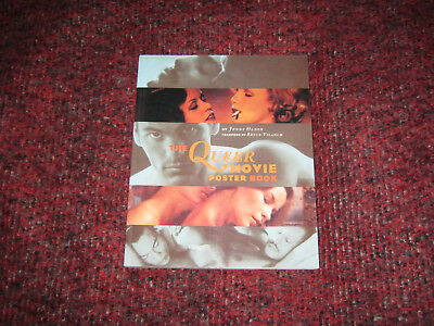 The Queer Movie Poster Book-Filmplakate Gay Like Top Buch